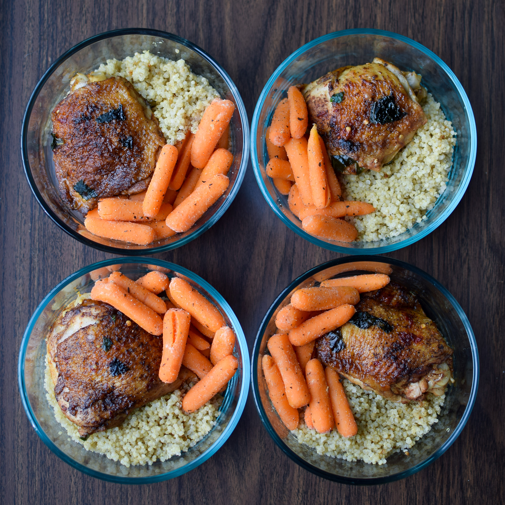 Sunday Meal Prep for October 9th, 2016 - Sunday Meal Prep Steps, shopping list, macro counts and more! - ProjectMealPlan.com