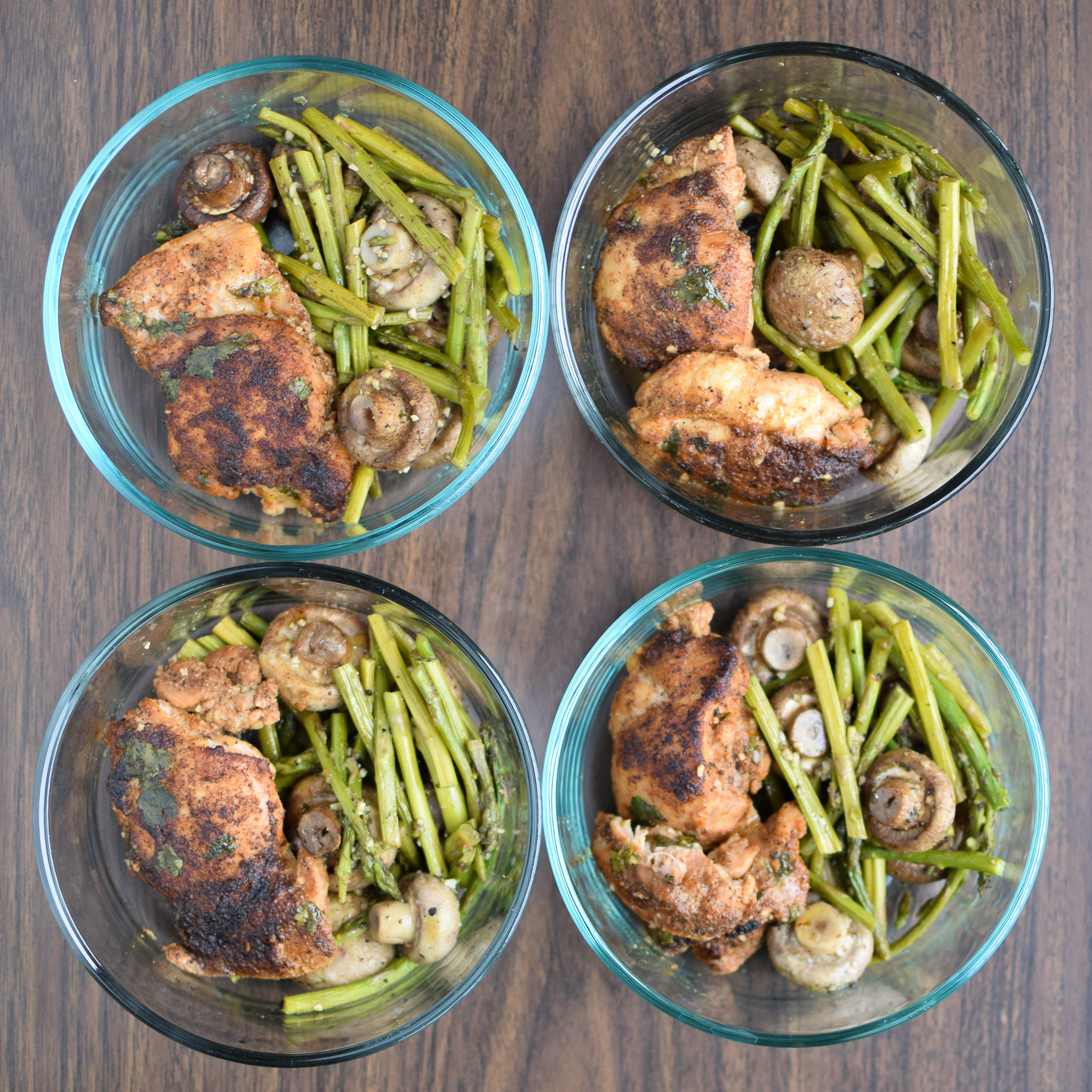 Sunday Meal Prep for November 20th, 2016 - Sunday Meal Prep Steps, shopping list, macro counts and more! - ProjectMealPlan.com