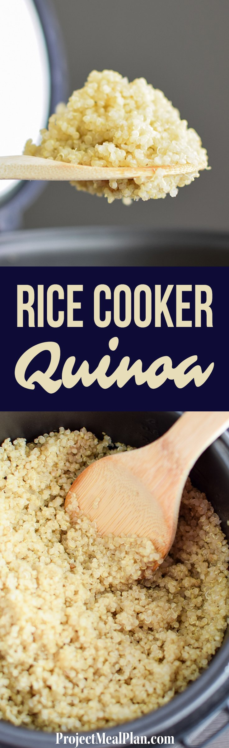 How To Cook Quinoa In The Rice Cooker  A Simple Explanation Of How To Make