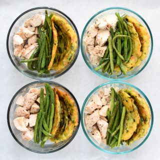 Sunday Meal Prep for February 26th, 2017 - Sunday Meal Prep Steps, shopping list, macro counts and more! - ProjectMealPlan.com