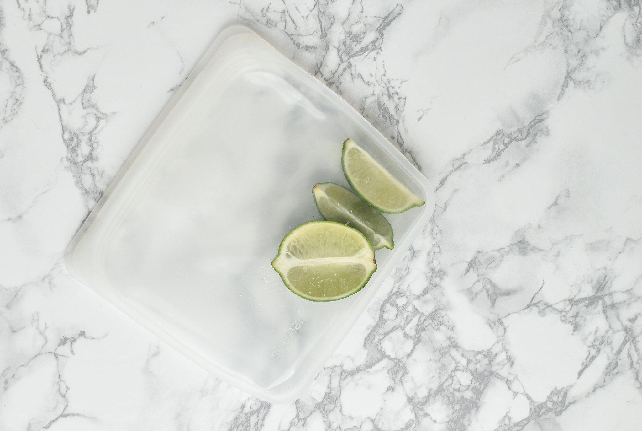Stasher Reusable Silicone Food Bag Review