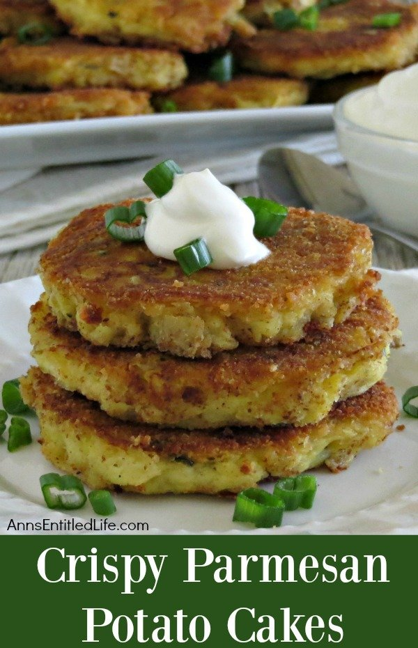 12 Ways to Turn Thanksgiving Leftovers Into Glorious Breakfast Food - Check out some great ideas to help you turn all those delicious leftovers into breakfast! These parm potato cakes would go with any meal really, but I'd love them with some eggs on top!