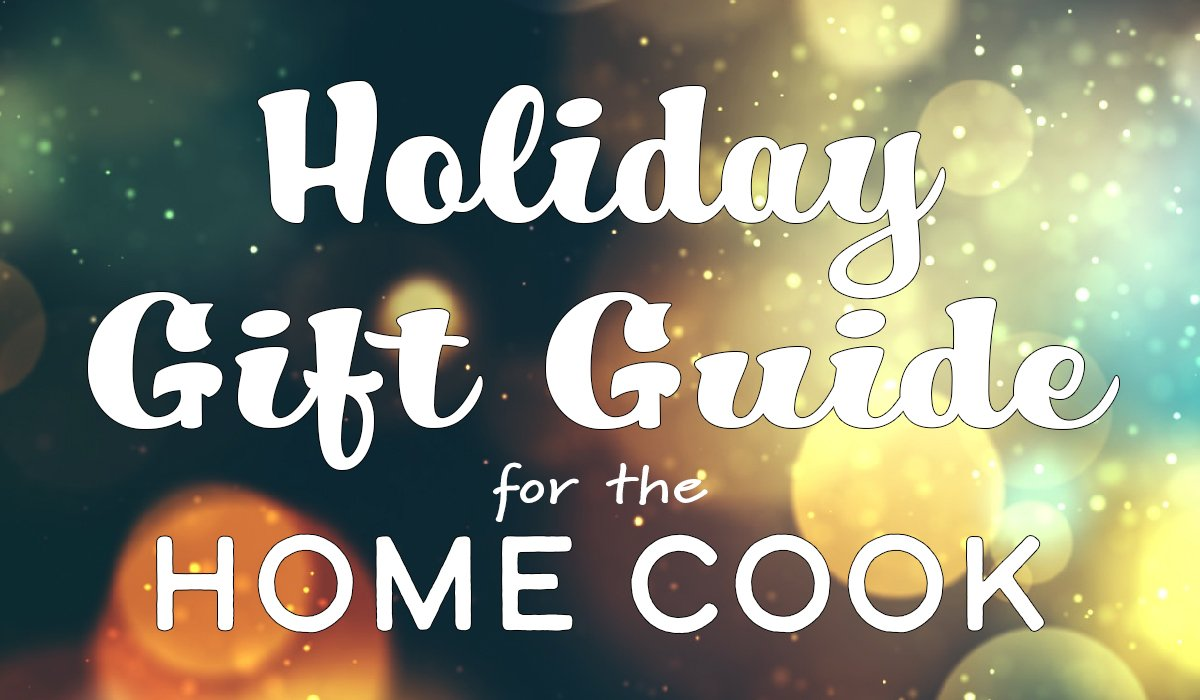Holiday Gift Guide for the Home Cook - Find useful things home cooks love and use every day in this year's Holiday Gift Guide for the Home Cook! From ProjectMealPlan.com