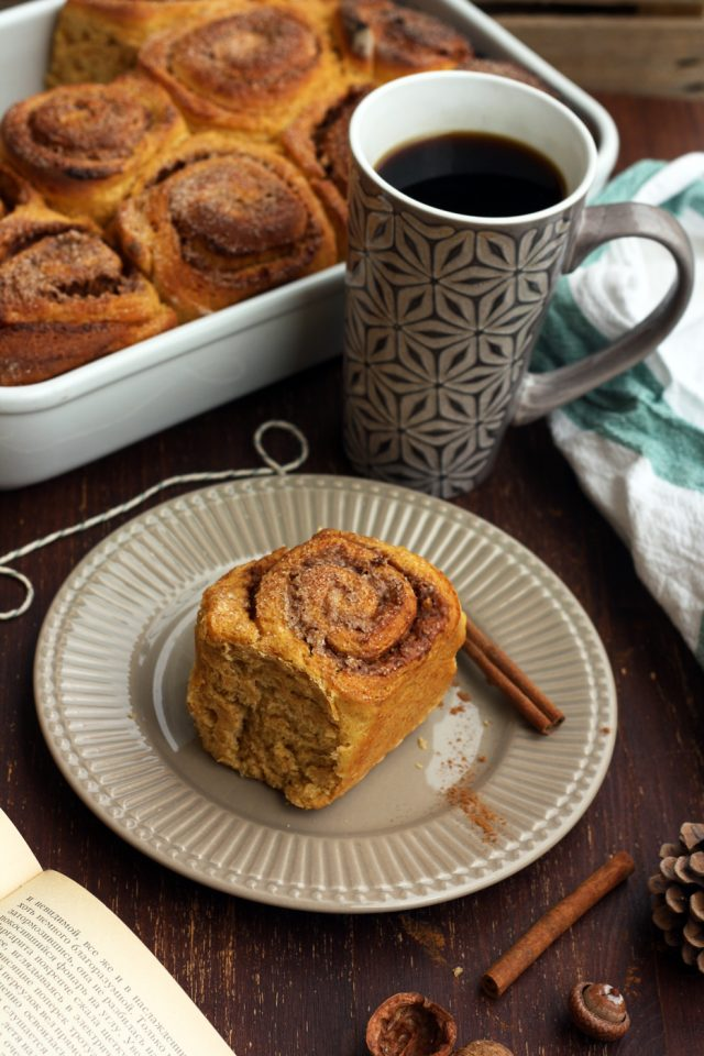 12 Ways to Turn Thanksgiving Leftovers Into Glorious Breakfast Food - Check out some great ideas to help you turn all those delicious leftovers into breakfast! These Cinnamon rolls are made with sweet potato!