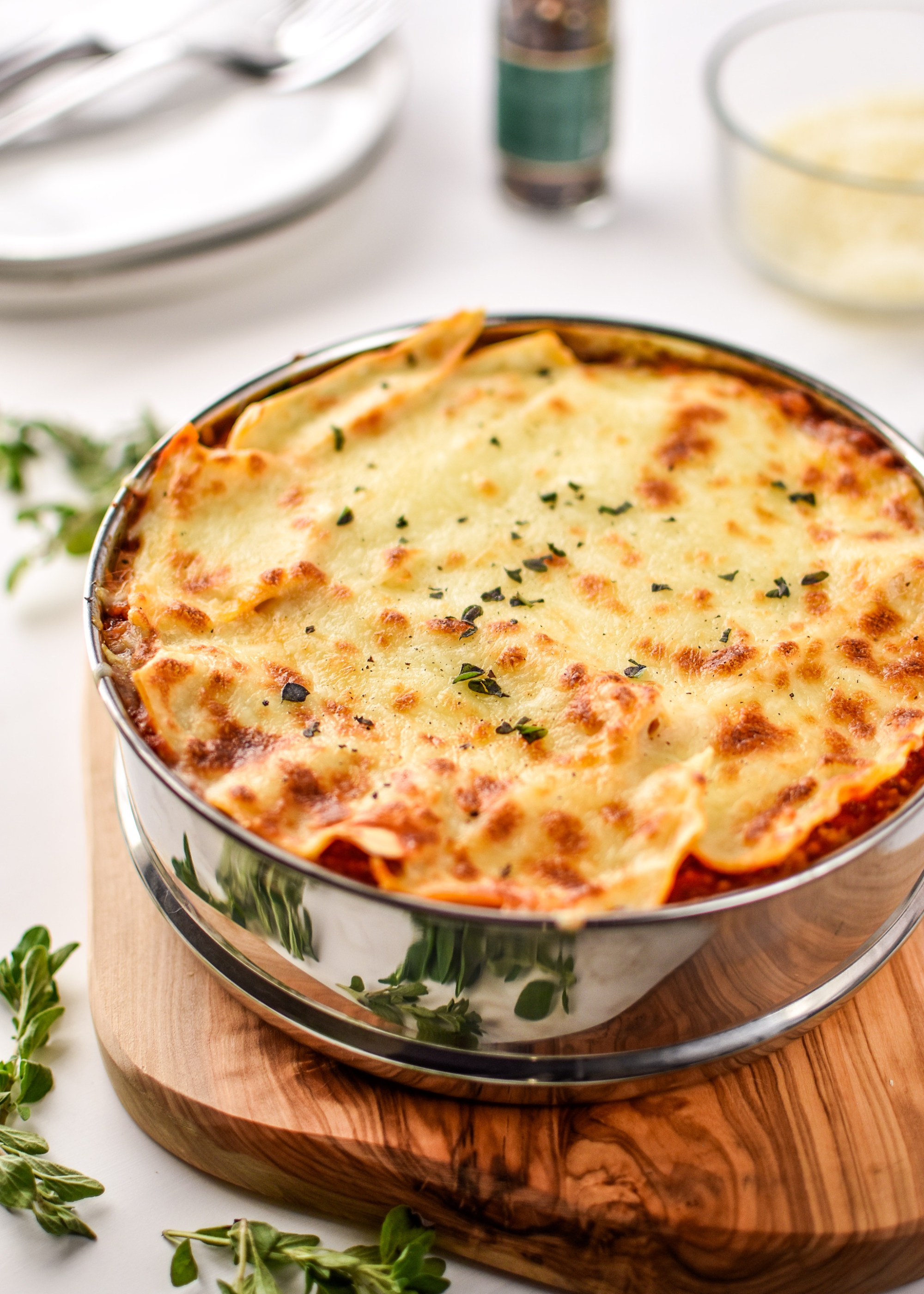 lasagna made in the Instant pot - Here areThe First 25 Recipes I Made With My Instant Pot