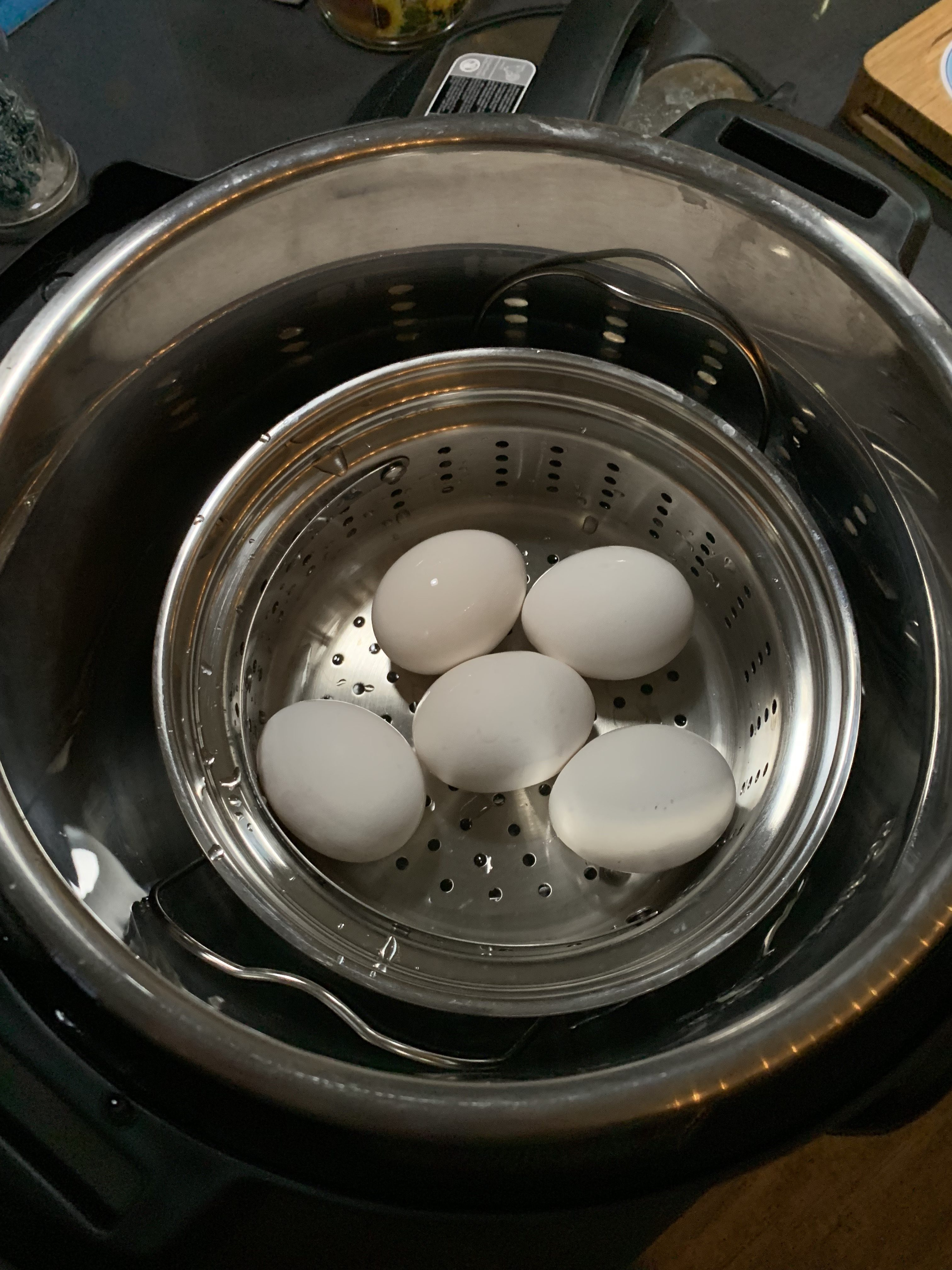 hard boiled eggs - Here areThe First 25 Recipes I Made With My Instant Pot